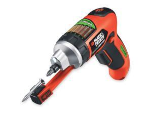 Black & Decker LI4000 3.6 Volt Lithium Ion SmartDriver™ With Exclusive Magnetic Screw Holder