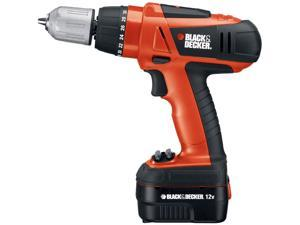 Black & Decker Power Tools HPD12K-2 High Performance Cordless Drill Driver