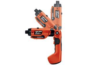 Black & Decker Power Tools PD600 6 Volt PivotPlus™ All-In-One Cordless Drill