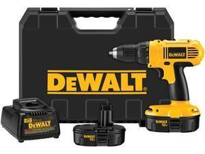 Dewalt DC970K-2 18V Drill Driver Kit