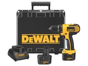DEWALT 12 Volt Cordless Drill Driver Kit