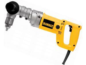 "Dewalt DW120K 1/2"" Right Angle Drill Kit With Side Handle"
