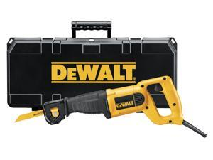 Dewalt DW304PK 10 Amp Heavy-Duty Reciprocating Saw Kit