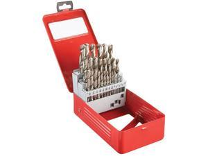 Bosch Power Tools 96029 29 Piece High Speed Steel Drill Set With Metal Case