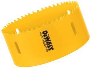 """Dewalt D180066 4-1/8"""" Bi-Metal Hole Saw"""