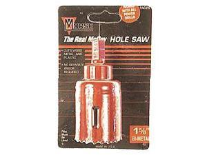 "Morse TAC34 2-1/8"" The Real McCoy Hole Saws"