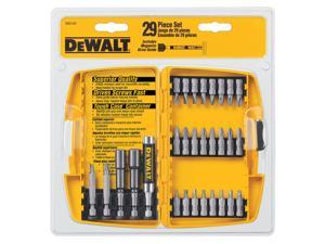 Dewalt DW2162 29 Piece Screwdriving Set With Tough Case™