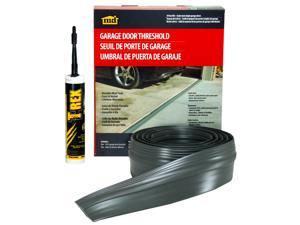 MD 50100 10' Vinyl Garage Door Threshold