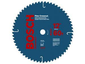 "Bosch Power Tools CB1260 12"" 60T Fine Crosscut Circular Saw Blade"