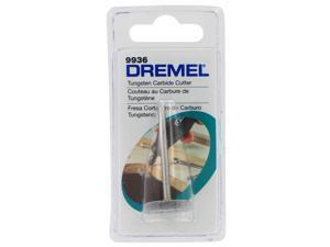 Dremel 9936 Structured Tooth Tungsten Carbide Cutter Wheel