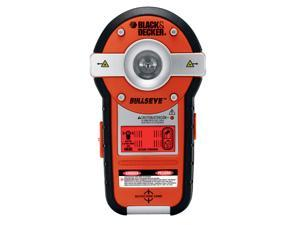 Black & Decker Power Tools BDL190S Bullseye Auto-Leveling Laser With Stud Sensor