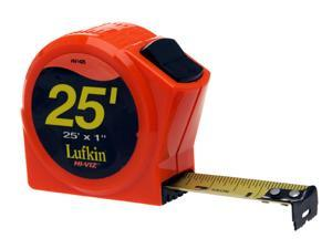 "Lufkin HV1425 1"" X 25' High Visibility Tape Measure"