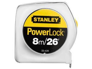 Stanley Hand Tools 33-428 7.5M/25' PowerLock® Tape Rule
