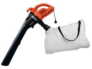 Black & Decker Lawn & Garden BV2500 Leaf Hog™ High Performance Blower Vacuum & Mulcher