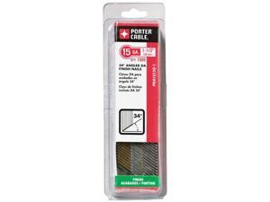 "Porter Cable PDA15150-1 1,000 Count 1-1/2"" 15 Gauge Senco® Type Angle Finish Nails"