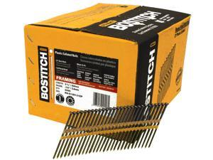 "Bostitch Stanley RH-S12D131EP 4,000 Count 3-1/4"" 12d Plain Shank Stick Nails"