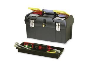 "Stanley Storage 019151M 19"" Stanley® Series 2000 Toolbox With Tray"