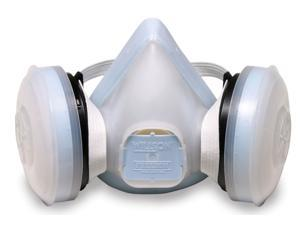 Willson RWS-54010 Freedom® Half Mask Respirators