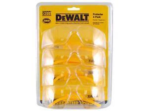 Dewalt DPG54-14C 4 Pack Protector™ Clear Safety Glasses