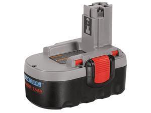 Pk Batt 18V 2.4Ah Nicd 3453-01 Bosch Batteries BAT181 Black 000346347654