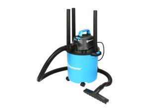 Vacmaster VJ507 5 Gallon 3 Peak Horsepower Wet & Dry Vac