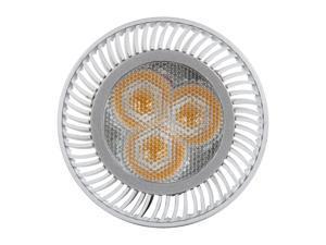 Feit Electric MR16/GU10/HP/LED 35W Equivalent 3 LED 120 Volt MR16 GU10 LED Light Bulb