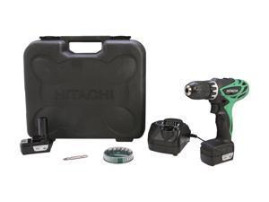 Hitachi DS10DFL 12V 1.5Ah Peak Lithium Ion Micro Driver Drill