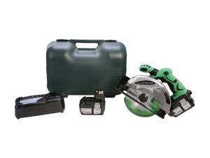 "Hitachi C18DL 18V HXP Li-ion 3.0 Ah 6-1/2"" Circular Saw"