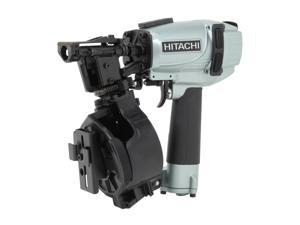 "Hitachi NV45AE 1-3/4"" Coil Roofing Nailer (Side Load)"