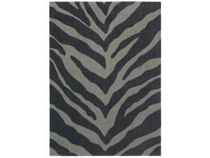 "Shaw Living Pacifica Blake Area Rug Blue Smoke 7' 9"" x 10' 10"" 3K08302400"