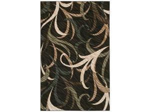 Shaw Living Centre Street Karma Area Rug Brown 5' x 8' 3P18413700