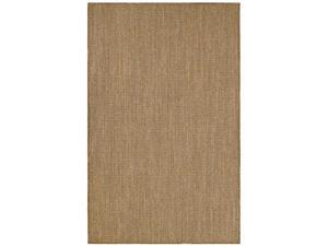"Shaw Living Natural Expressions Rattan Area Rug Gold Coast 7' 6"" x 10' 3Q04300201"