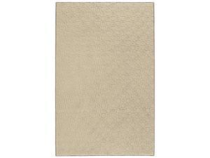 "Shaw Living Premiere Domino Area Rug Sand 5' x 7' 6"" 3Q05200103"