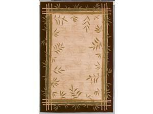 "Shaw Living Renaissance Sienna Area Rug Spice 9' 6"" x 13' 1"" 3V54207810"