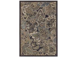 """Shaw Living Concepts Marrakech Area Rug Brown 9' 2"""" x 12' 3V94415700"""
