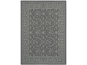 "Shaw Living Woven Expressions Platinum Shelburne Area Rug Dove 7' 8"" x 10' 10"" 3VA6102701"