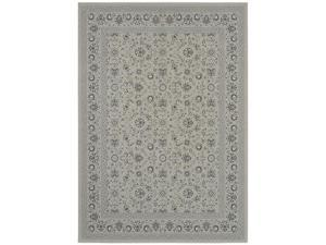 "Shaw Living Woven Expressions Platinum Shelburne Area Rug Almond 7' 8"" x 10' 10"" 3VA6102702"
