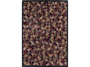 "Shaw Living Kathy Ireland Home Gallery Desert Bloom Area Rug Multi 9' 3"" x 13' 3X29901440"