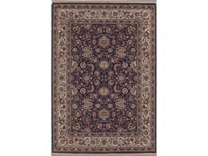 "Shaw Living Kathy Ireland Home Gallery European Elegance Area Rug Brown 2' 2"" x 3' 5"" 3X30502700"