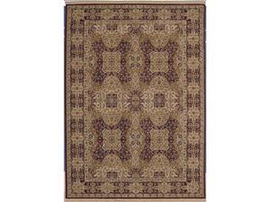 "Shaw Living Antiquities Antique Bidjar Area Rug Brick 9' 6"" x 13' 1"" 3X65876800"