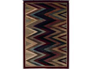 "Shaw Living Accents New Mexico Area Rug Multi 5' 3"" x 7' 10"" 3X81024440"