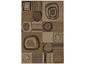 "Shaw Living Accents Galaxy Area Rug Light Multi 7' 9"" x 10' 10"" 3X81135110"