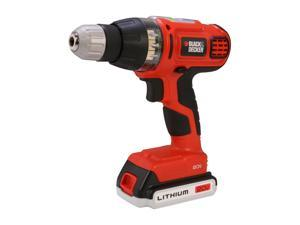 Black & Decker SSL20SB 20V MAX Lithium Drill/Driver with SmartSelect Technology