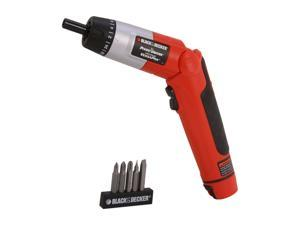 Black & Decker VP810 Versapak 3.6V Rechargeable Screwdriver