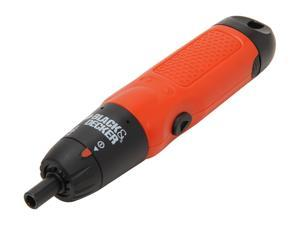 Black & Decker AS6NG Alkaline Cordless Screwdriver
