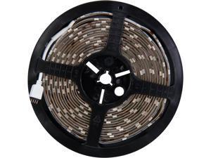 HitLights LED RGB Color Changing Lighting Strip, SMD5050, 150 LEDs, IP65, Weatherproof, 5 Meter or 16 Feet extension strip