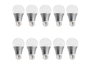 SunSun Lighting D07-30SV-10PKG 40 Watt Equivalent LED Light Bulb 10pc Multipack
