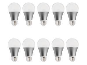 SunSun  D09-30SV,N-10PKG  60 Watt Equivalent  LED Light Bulb 10pc Multipack