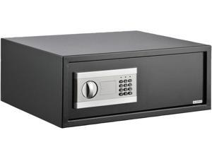 Stalwart Electronic Large Digital Steel Safe for Laptops and tablets