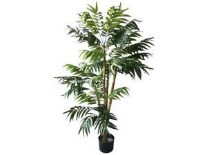 Romano 5 foot Tropical Palm Artificial Tree